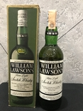William Lawson's. Rare Light Scotch Whisky 1980-x, 750ml 40vol + коробка.