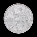 20 Сантимов 1937, Индокитай