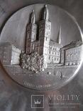 Тарелка декоративная Швейцария, фото №3