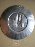 Тарелка декоративная Швейцария, фото №7