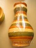 Три керамических вазы, фото №8