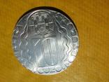 Португалия 10 Евро 2004 г.Олимпиада Афины Серебро 27 гр диаметр 40 мм, фото №3