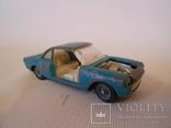 Автомобиль FIAT-SIATA 1500, фото №2