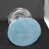Настольный сувенир. Спутник вокруг земного шара. Космос. Стекло., фото №8