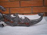 Кинжал- сувенир, фото №13