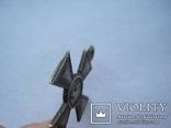 Георгиевский крест 4 ст. 1218424 Б.М., фото №8