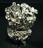 Кольцо, серьги, фото №3