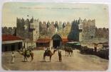 Иерусалим, Ворота Дамаска., фото №2