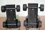 Лот из пары металлических машинок времен СССР, фото №6