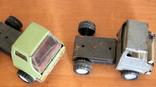Лот из пары металлических машинок времен СССР, фото №7