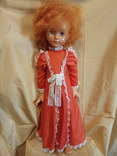 Кукла рыжая 70 см