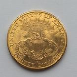 20 Долларов 1903г. США