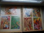 Альбом Иранских открыток.  46 шт., фото №3