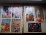 Альбом Иранских открыток.  46 шт., фото №5