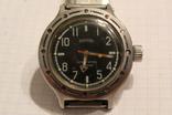 Командирские часы 200м