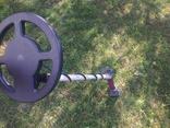 Металлоискатель Кощей 4и, с противоударной катушкой 200 милиметров., фото №3