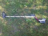 Металлоискатель Кощей 4и, с противоударной катушкой 200 милиметров., фото №4