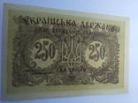 250 карбованців 1918 серія АА Українська держава photo 2