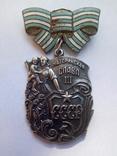 Орден Материнская слава 3 степени. photo 1