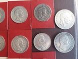 Коллекция серебряных монет photo 4