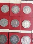 Коллекция серебряных монет photo 6