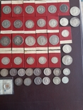 Коллекция серебряных монет photo 7