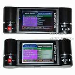 Видеорегистратор CARWAY F600 2 камеры ночная съёмка режим SOS photo 5