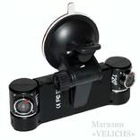 Видеорегистратор CARWAY F600 2 камеры ночная съёмка режим SOS photo 7