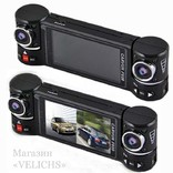 Видеорегистратор CARWAY F600 2 камеры ночная съёмка режим SOS photo 10
