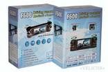 Видеорегистратор CARWAY F600 2 камеры ночная съёмка режим SOS photo 12