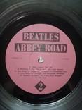 Вінілова пластинка The Beatles - Abbey Road 1969 року, фото №7