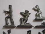 Фигурки солдат на реставрацию ( 8 шт.), фото №4