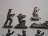 Фигурки солдат на реставрацию ( 8 шт.), фото №10