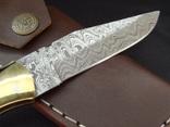 """Нож складной """"Дамаск"""" photo 5"""
