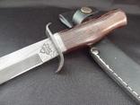 "Нож разведчика НР-40 ""Дамаск"" (ремейк) photo 2"