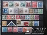 3-й Рейх,Богемия и Моравия коллекция марок