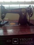 Ножная швейная машинка, фото №7