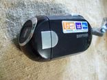 Samsung видеокамера (на флешке) photo 1