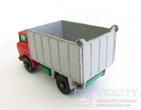 MATCHBOX модель Матчбокс 26 Regular Wheels GMC Tipper Truck VGC самосвал England 1968г., фото №7
