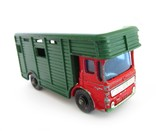 MATCHBOX Матчбокс №17 Ergomatic Cab Horse Box коневоз England 1969 год., фото №6
