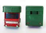 MATCHBOX Матчбокс №17 Ergomatic Cab Horse Box коневоз England 1969 год., фото №9