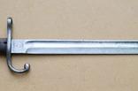 Штык обр. 1891 г. к винтовке Маузера для Аргентины, парный, клеймо Золинген photo 5