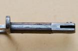 Штык обр. 1891 г. к винтовке Маузера для Аргентины, парный, клеймо Золинген photo 7