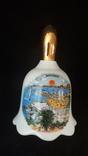 Колокольчик фарфоровый Benidorm., фото №3