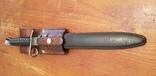 Штик ніж Швейцарський Sig 57 карабіна.клейма. photo 6