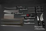 Набор ножей Mibacle Blade World Class ( 13 предметов) photo 11