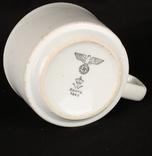 Немецкая кофейная чашка 1942 год photo 1