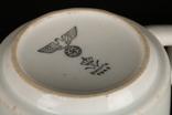 Немецкая кофейная чашка 1942 год photo 7