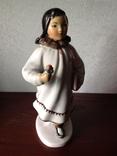 Девочка-якутка с цветком ЛФЗ photo 2