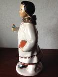 Девочка-якутка с цветком ЛФЗ photo 3
